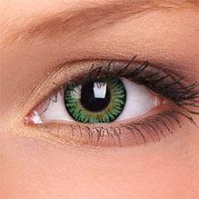 Barevné čočky 3 Tones Green